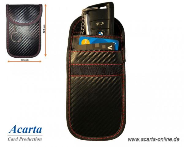 RFID-Blocker Combi Bag für Autoschlüssel und RFID-Karten