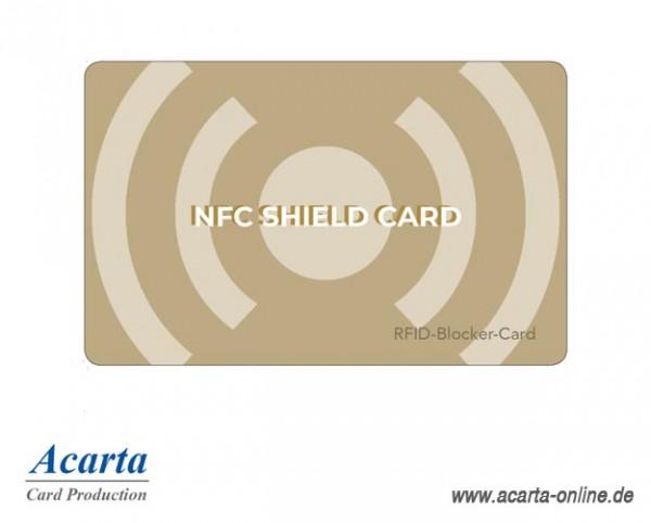 RFID-Störsenderkarte Motiv 15 NFC SHIELD CARD Funk