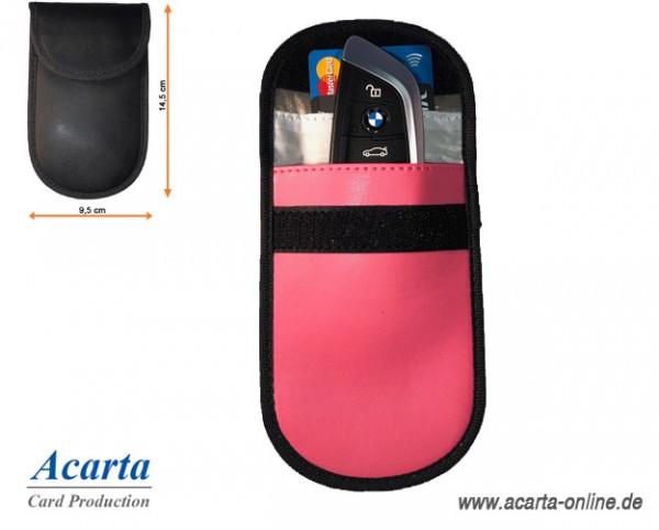 RFID-Blocker Combi Bag groß für Autoschlüssel und Kreditkarten